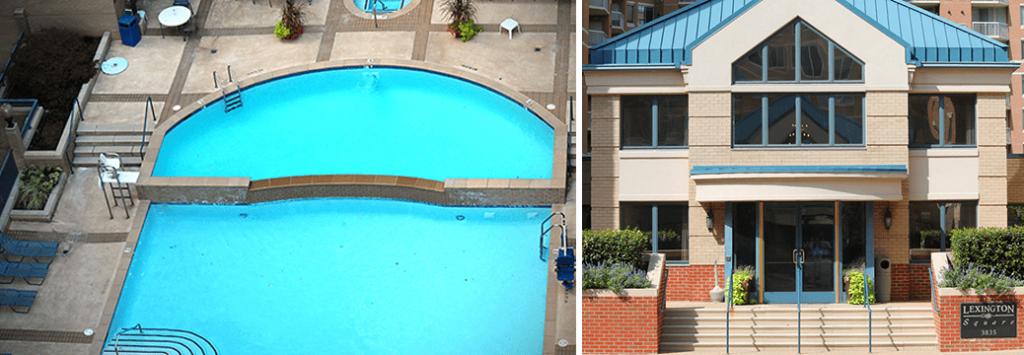Lexington Square Condominiums, Arlington VA